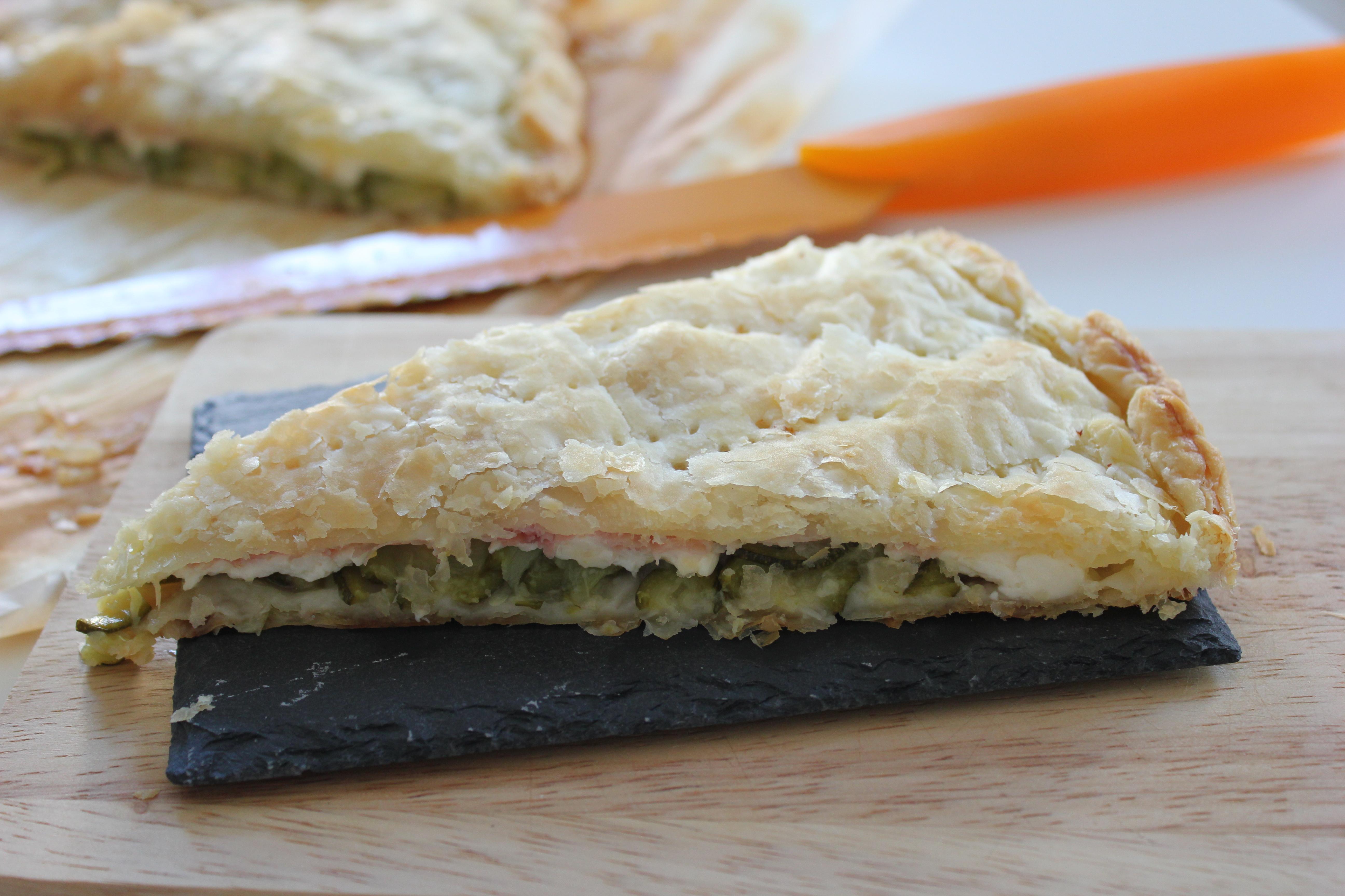 torta zucchini part