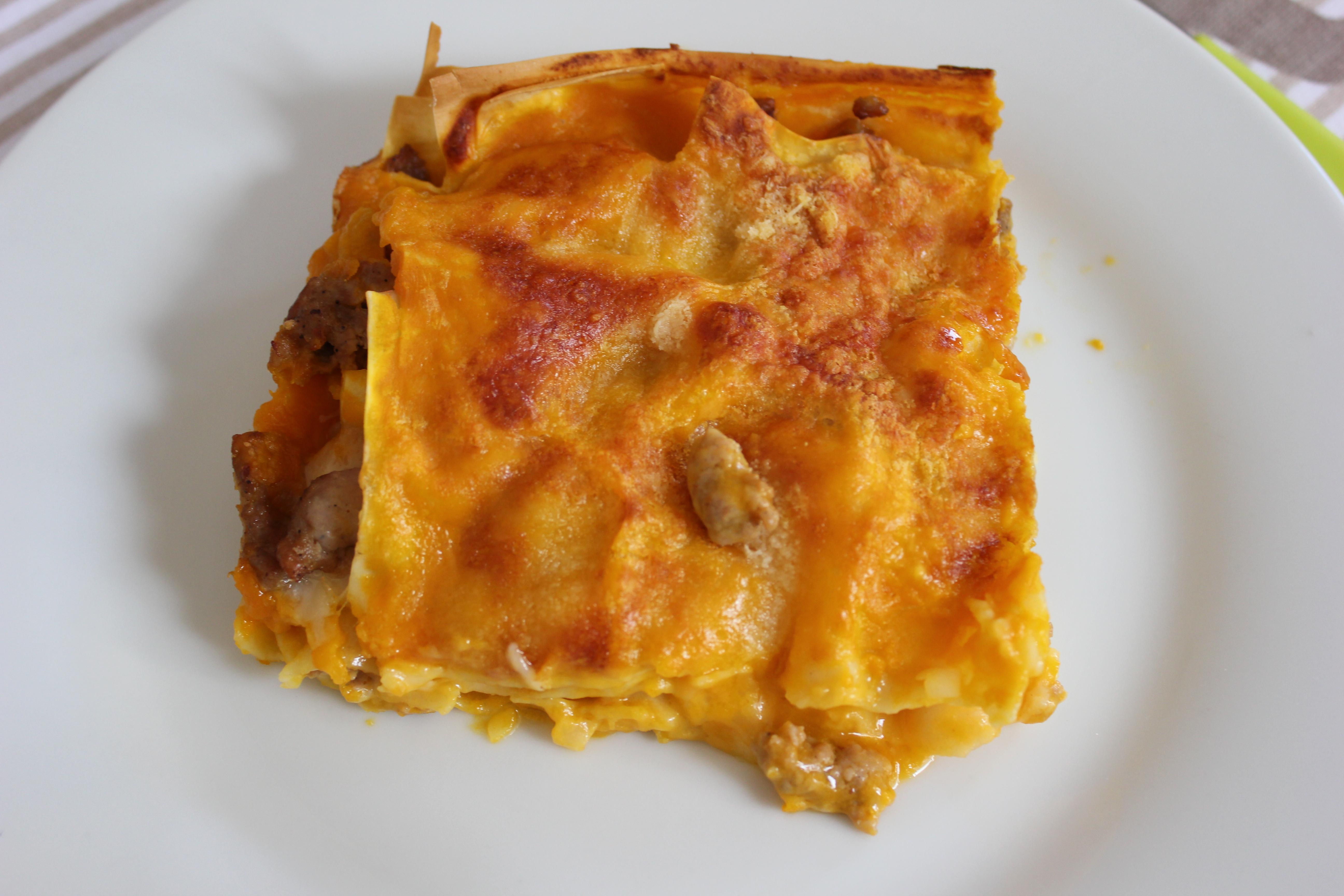 lasagne zucca 3