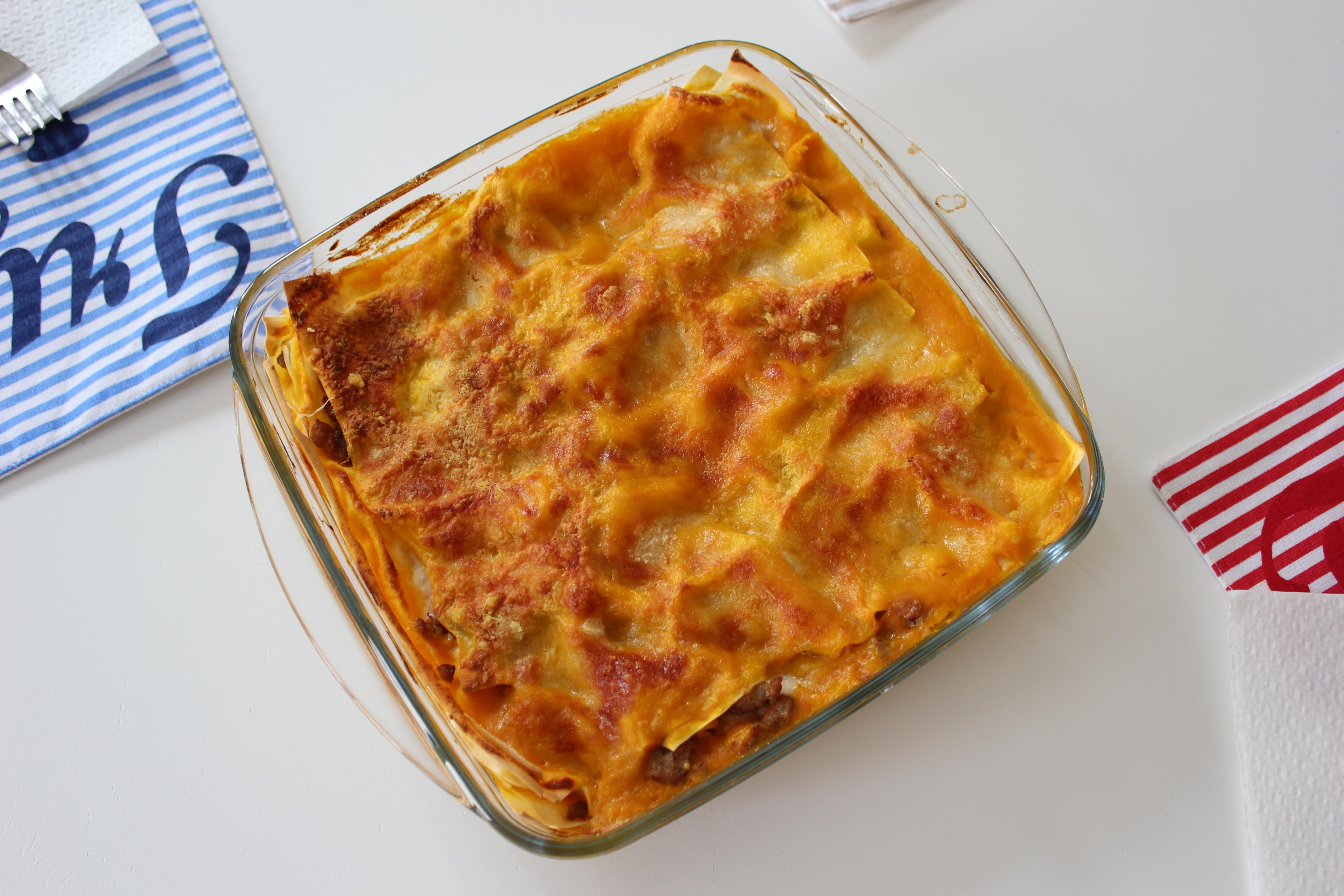 lasagne zucca 4