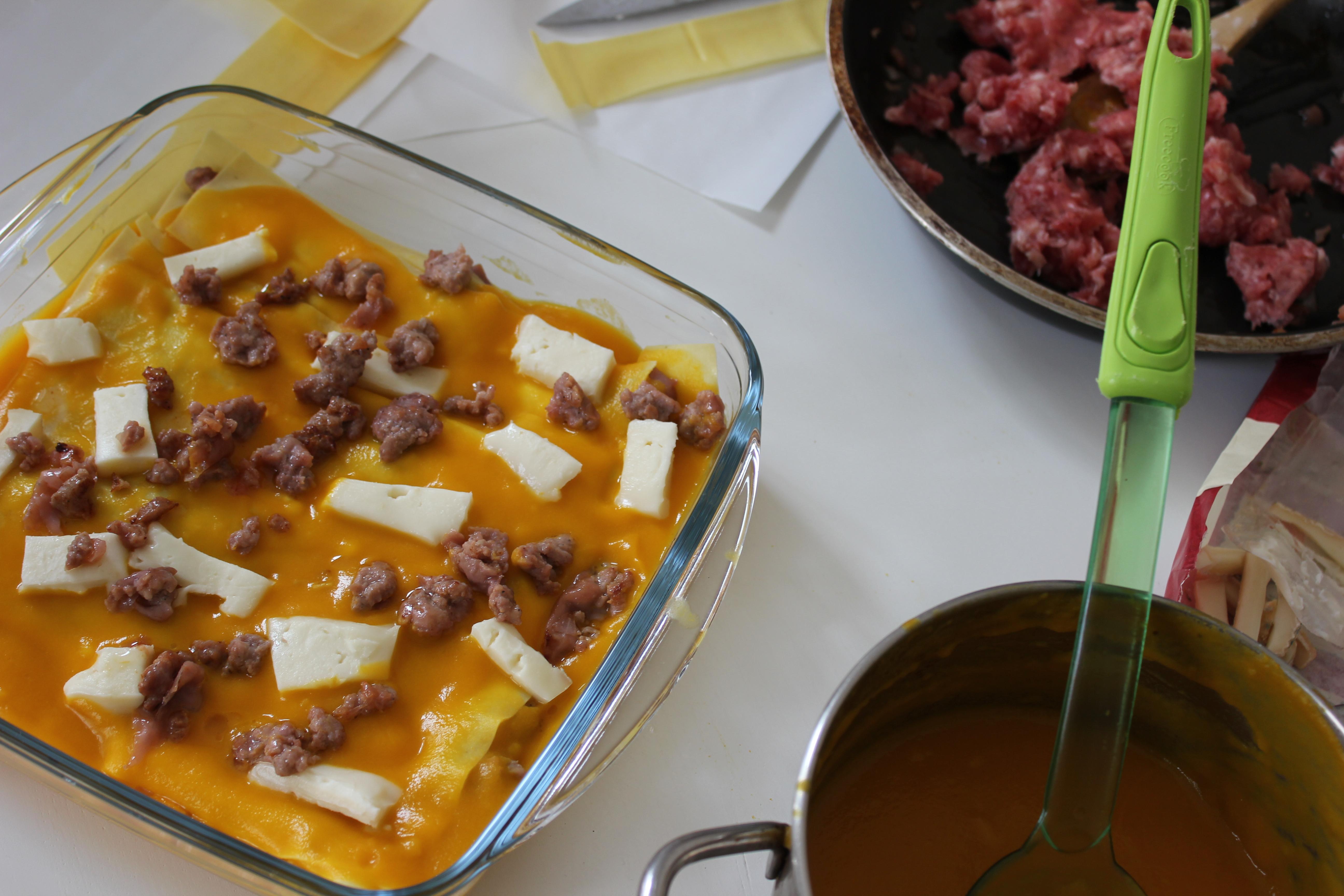 lasagne zucca1